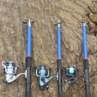 Ultralight Durable Carbon Fiber Fishing Telescopic Spinning Pole