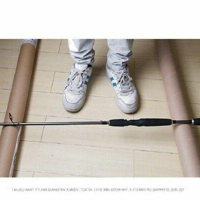 1.8M Freshwater Travel Spinning Rod