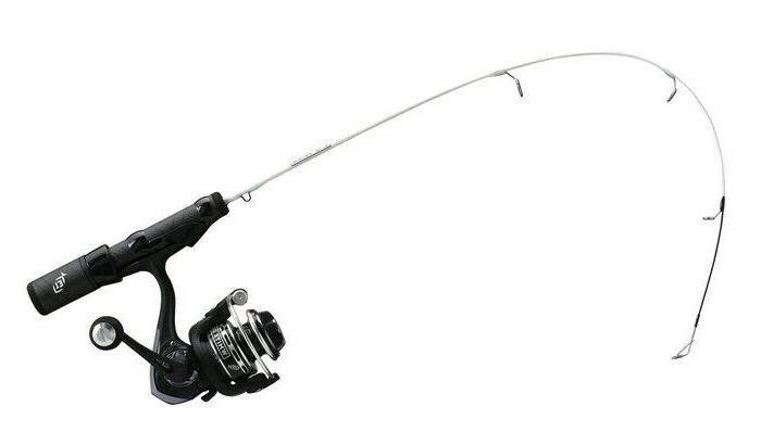 whiteout ice fishing rod reel combo choose