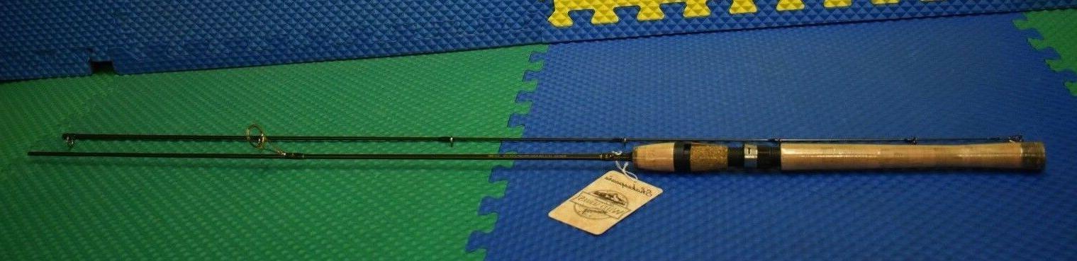 wild series spinning rod