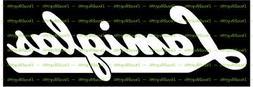 Lamiglas Fishing Rods - Outdoors Sports - Car Vinyl Die-Cut