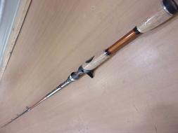 BERKLEY LIGHTNING ROD SHOCK 6 foot 6 inch Medium CASTING ROD