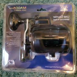 Okuma Magda Pro MA 20DXT Linecounter Reel NEW Factory Sealed