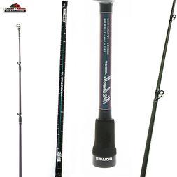"Abu Garcia MIKEC72-6 Baitcasting Fishing Rods, 7'2""-Medium-H"