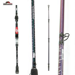 Abu Garcia MIKEC80-7 Baitcasting Fishing Rods, 8'-Heavy