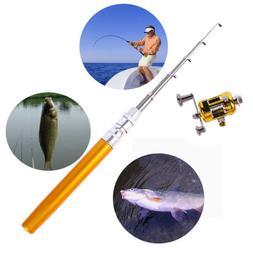 Mini Light Portable Pocket Fish Pen Aluminum Alloy Fishing R