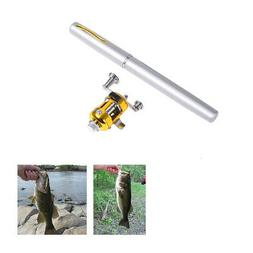 mini portable pocket fish pen shape aluminum