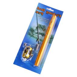 Mini Light Portable Pocket Fish Pen Aluminum Alloy Fishing R