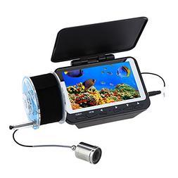 "Eyoyo 4.3"" LCD Monitor Underwater Fishing Camera Fish Finder"