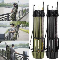 Multi Function Fishing Backpack Large Capacity Tackle Rod St
