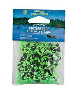 Rod-N-Bobb's Bobber Stops & Beads 100 Pack - Chartreuse