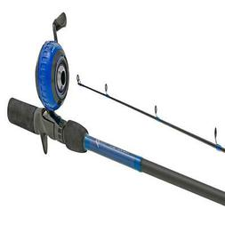 South Bend Neutron 6-Feet 2-Piece Medium Spincast Combo