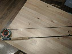 New Amtak 7wt fly rod and Redington Behemoth 7-8 reel combo
