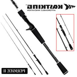 KastKing Perigee II Spinning & Casting Fishing Rod Fuji Guid