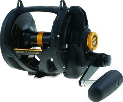 New Penn Squall 2-Speed Lever Drag Conventional Reel 2.9:1/1