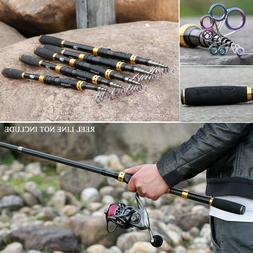 Sougayilang Telescopic Fishing Rod - 24 Ton Carbon Fiber Ult