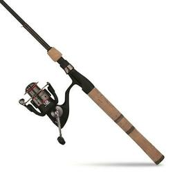NEW! Ugly Stik Elite Spinning Fishing Rod and Reel Combo Mul