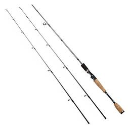 nostalgia spinning rod graphite portable