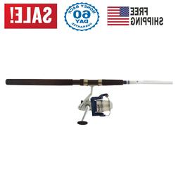 Okuma Tundra Surf Spinning Fishing Rod and Reel Combo 10' He