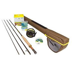 Redington Path Quality Smallmouth Bass Fly Rod Outfit