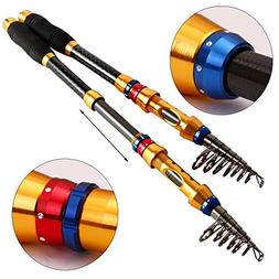 PEZO Portable Telescopic Fishing Rod