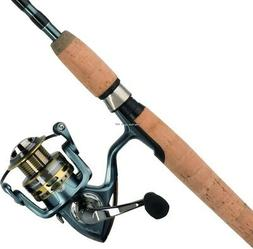 President Spinning Combo 25. 5.2:1 Gear Ratio, 5' Length 1pc