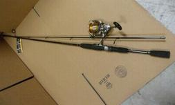 Daiwa Revros Freshwater Spinning 6ft6in Medium-Light Action