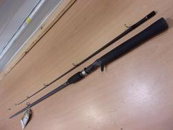 ZEBCO RHINO ROD 6 foot  medium action two piece casting rod