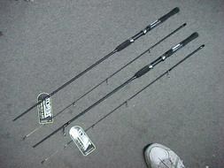 """Zebco RNGS562MLAPB2 Rhino Casting Spinning Rod 5'6"""" 2 Pieces"""