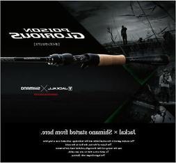 Shimano Rod Baitcast Jackall Poison Glorious Hyper Approach
