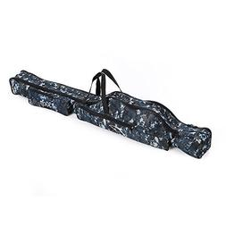 Rod and Reel Case Bag Fishing Storage Carrier Tools Fishing