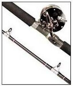 Penn Rod & Reel Combo - 209 LW Reel & 6' Penn Rod