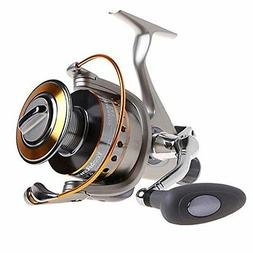 Yoshikawa Baitfeeder Spinning Reel Saltwater Fishing 6000 5.