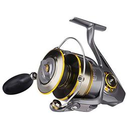 Saltwater Spinning Reel, 61lbs Drag Surf Fishing Reel for Of