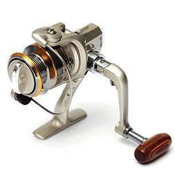 SG1000 6BB High Power Gear Spinning Spool Aluminum Fishing R