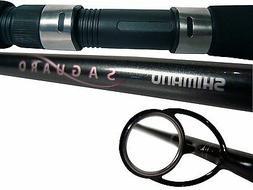 """NEW Shimano SGS80MH2 Saguaro Salt Water Spinning  Rod 8'0"""" M"""