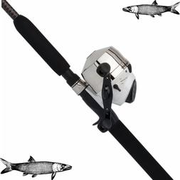 Shakespeare Ugly Stik Catfish 7' Spin Cast Fishing Combo - U