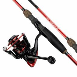 KastKing Sharky III Spinning Combo Rod and Reel Fishing Comb