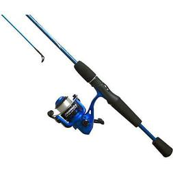 Slingshot Spinning Combo Fishing Rod and Reel, Assorted Colo