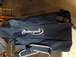 Sougayilang Fishing Rod Case Organizer Pole Storage Bag Fish