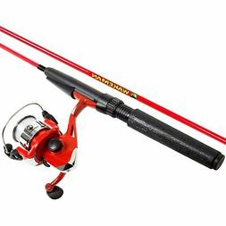 Wakeman Spawn Series Spinning Combo and Tackle Set - Fire Re