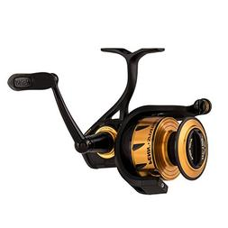 Penn Spinfisher VI 4500BLS Spinning Fishing Reel, Black Gold