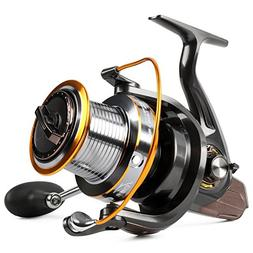Burning Shark Spinning Fishing Reel for Bass Trout,Saltwater