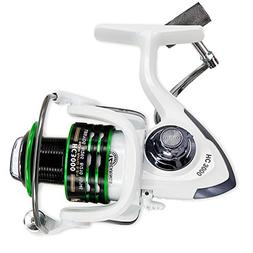 Thekuai Spinning Fishing Reel for Freshwater Saltwater 12 +