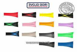 The Rod Glove Spinning Fishing Rod Cover Standard fits 6ft t