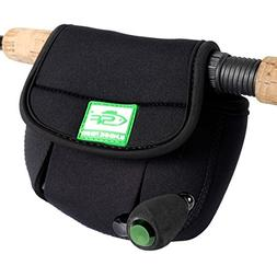 SF Spinning Reel Cover Case Bag Pouch Glove 7000 or Up serie