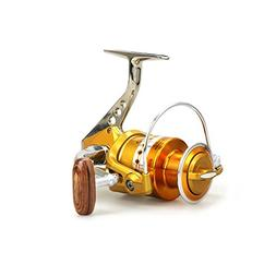 Spinning Reels With Metal Spool For Freshwater Saltwater Ult