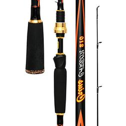 ISAFISH Spinning Rod IM7 Carbon Fiber High Density Bass Fish