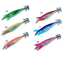 Dblue Squid Jigs Set