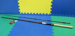"Okuma SST 7' 6"" Salmon Spinning Rod Medium Action 2 Piece SS"
